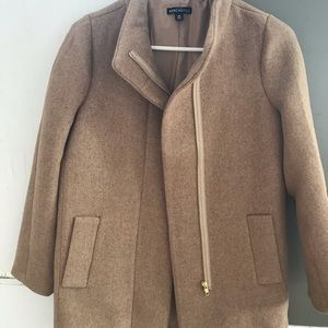 Brand new without tags J.Crew will coat